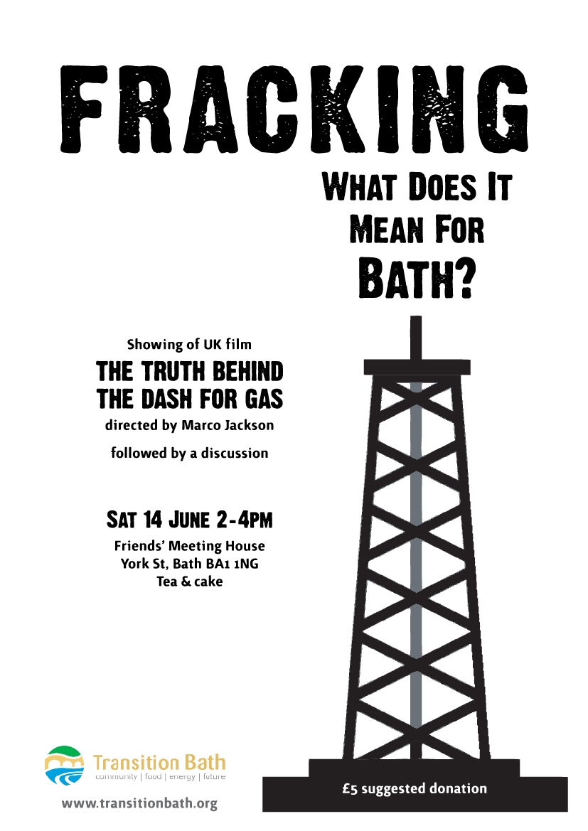 What Does Fracking Mean For Bath?
