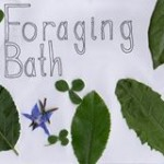 Foraging walk logo