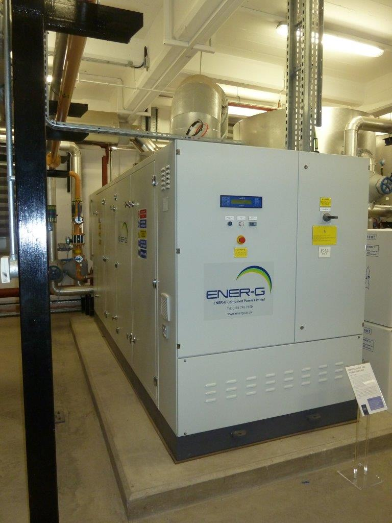 Riverside Energy Centre CHP Boiler