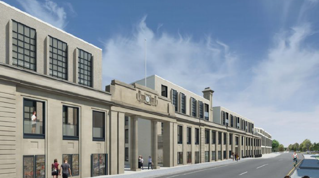 Bath Press Site Planning Proposal