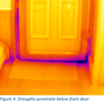 Batheaston  School Thermal Imaging 4