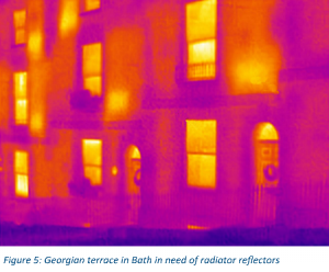 Batheaston  School Thermal Imaging 5