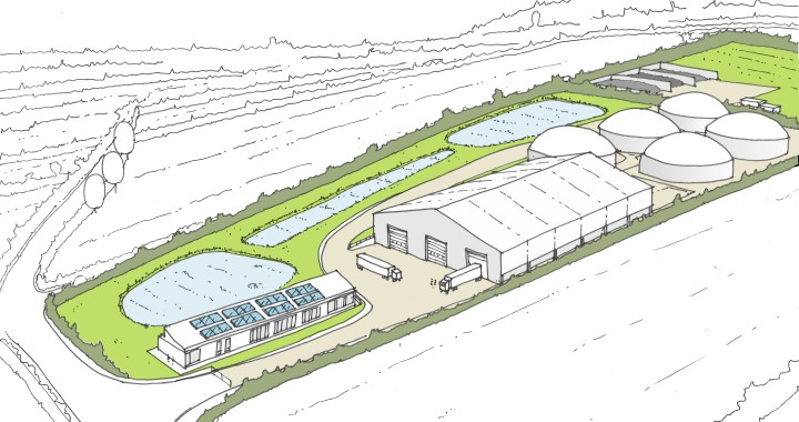 Keynsham Food-Waste to Biogas CHP plant going live in March