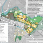 Keynsham 1500 home zero carbon development in Bath Local Plan Nov 2017